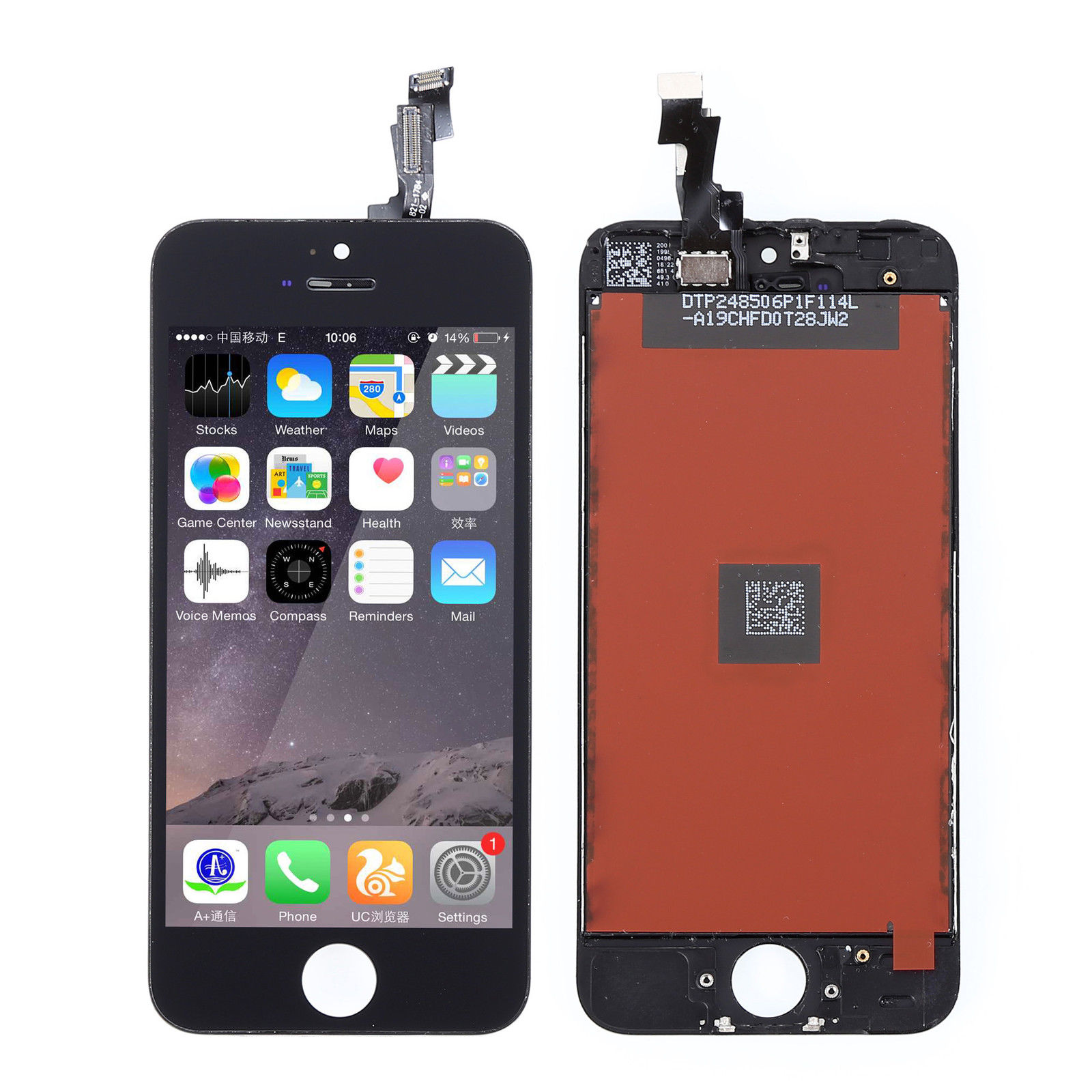 Iphone 5c Lcd Touch Screen Display Digitizer Assembly